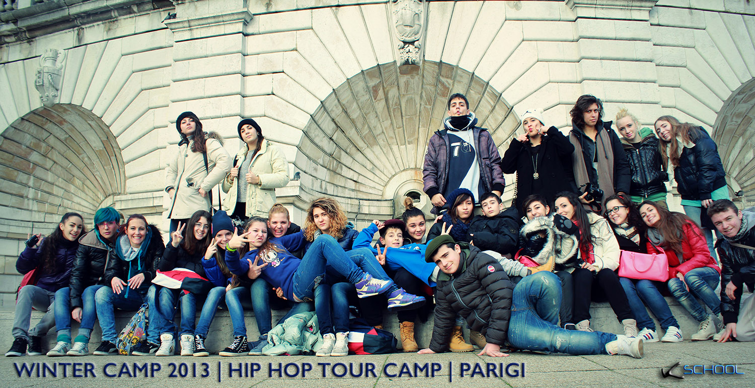 KFAMILY | HIP HOP WINTER CAMP 2013