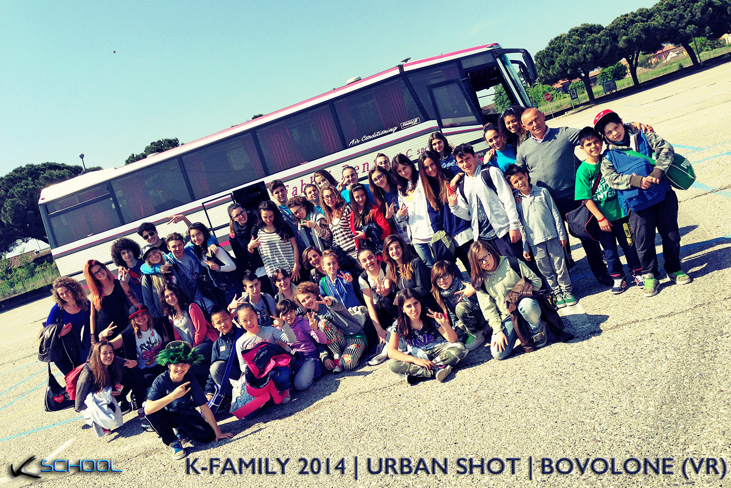 K BUS | K FAMILY | URBAN SHOT 2014