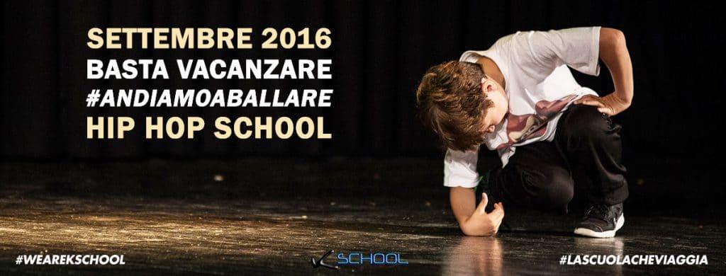 Scuola di danza Hip Hop 2016-2017