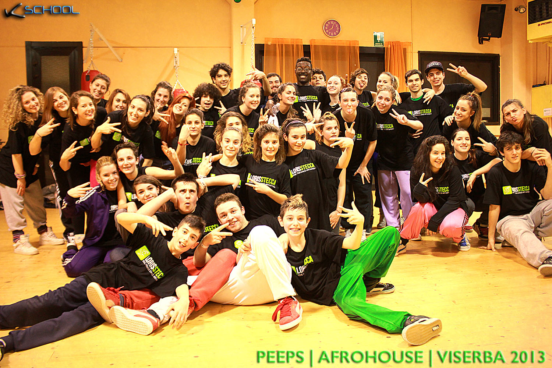 PEEPS   AFROHOUSE   VISERBA 2013